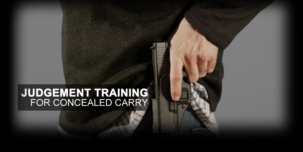 conceal carry training